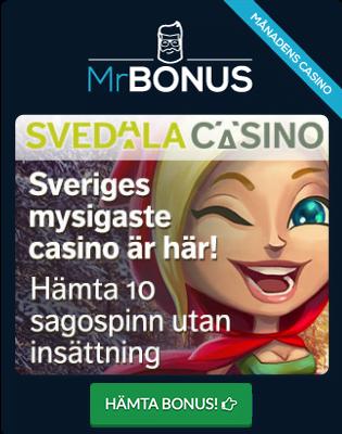 Lista casino bonusar - 54111