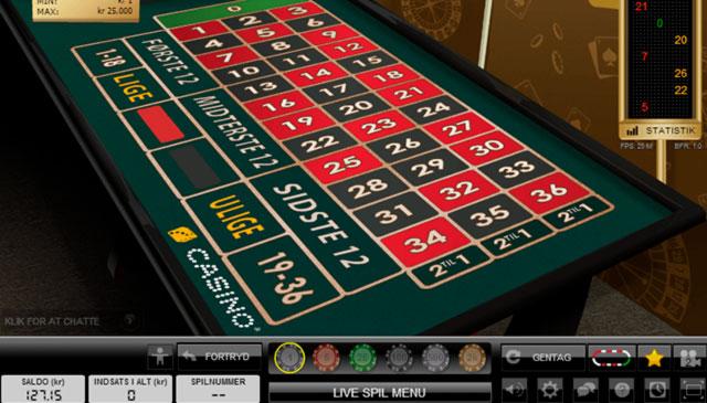 Live casino - 94660