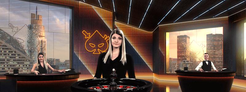 Live casino - 76706