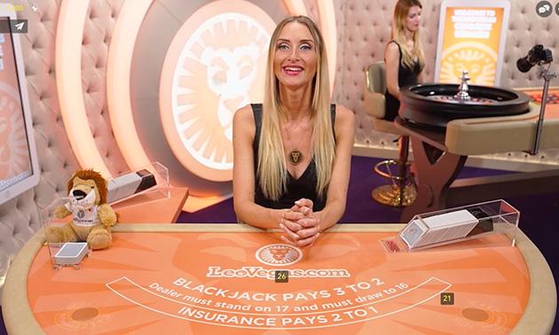 Live casino - 66120