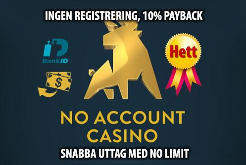 Live casino utan - 34231