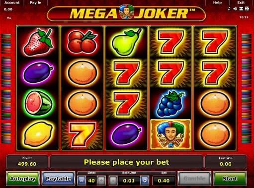 Mega Jacks slot - 86413