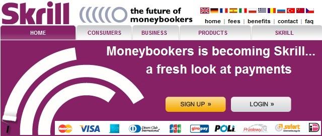 Metod Moneybookers Alf - 7049