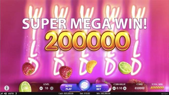 Microgaming stora vinsterna - 78982