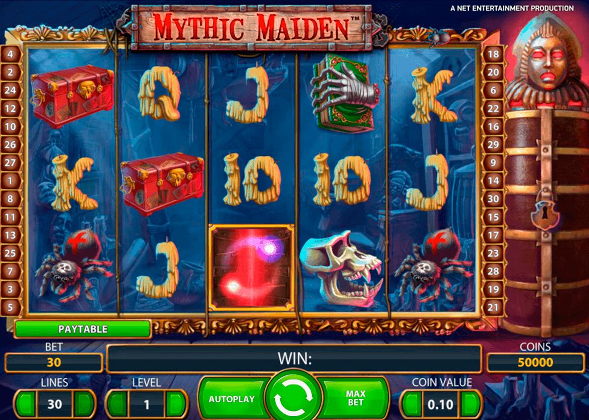 Mythic Maiden - 31985