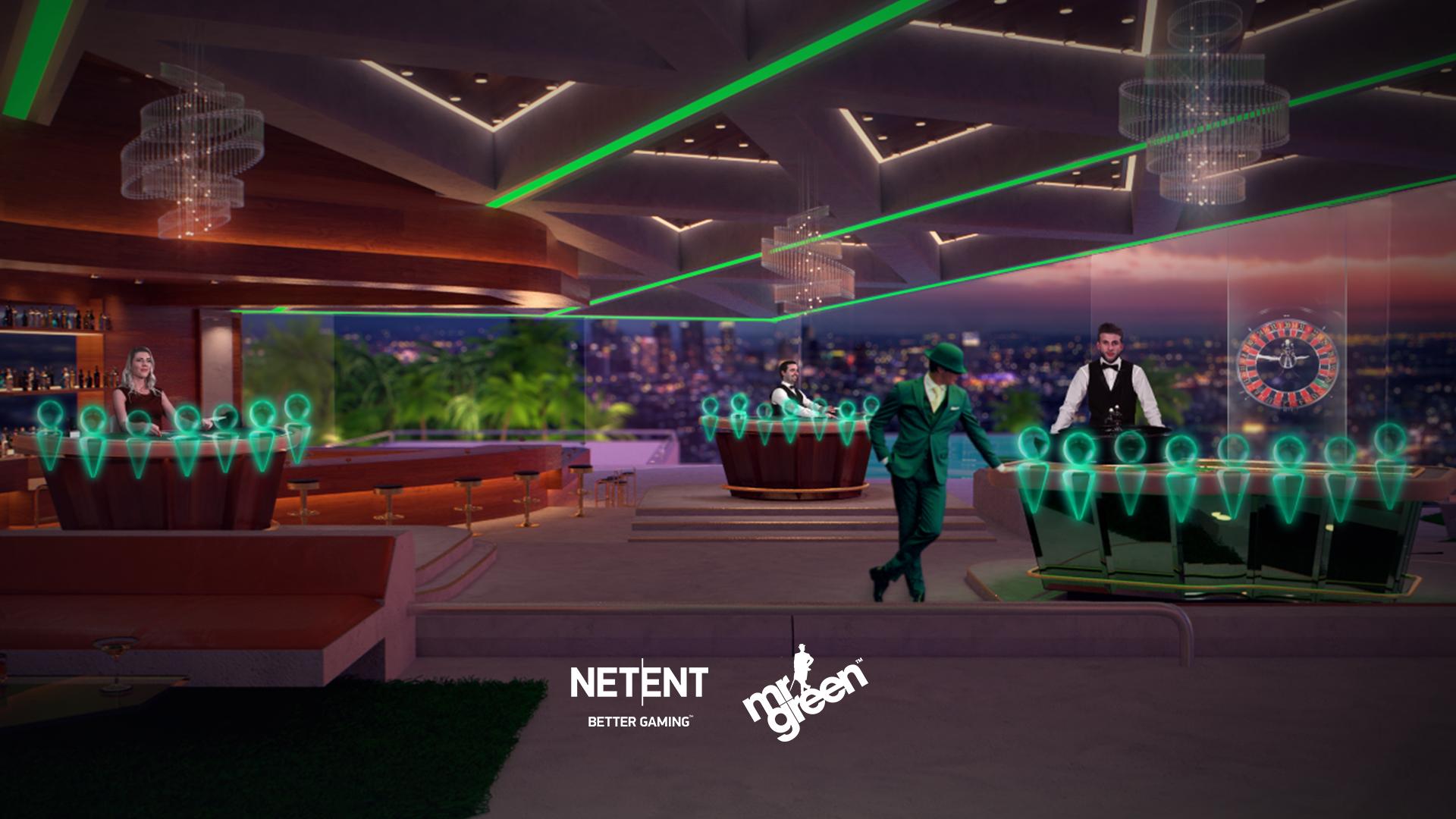 NetEnt online - 5502