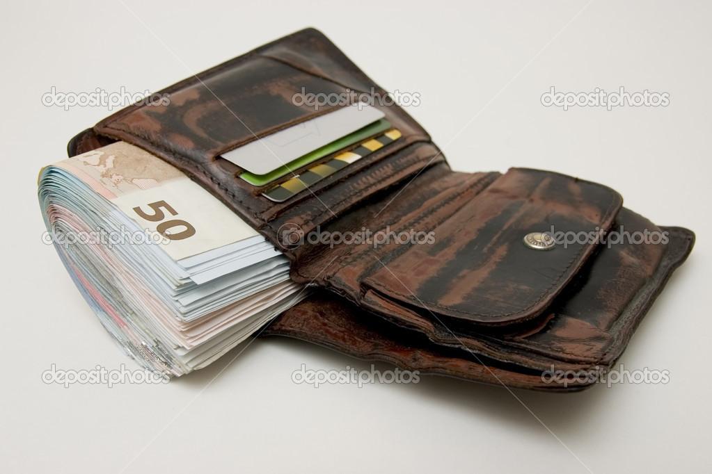 Plånbok på nätcasino - 9021