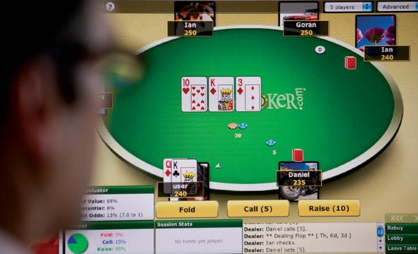 Poker betting online - 7062