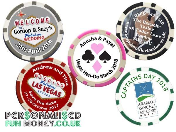 Poker chips - 75755