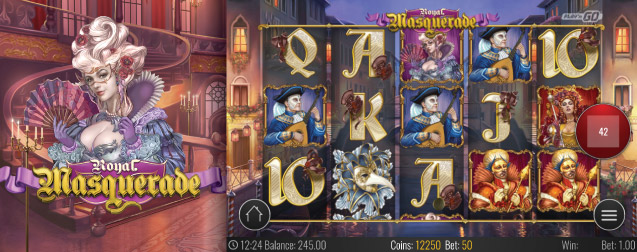 Progressiv jackpott Royal - 23723