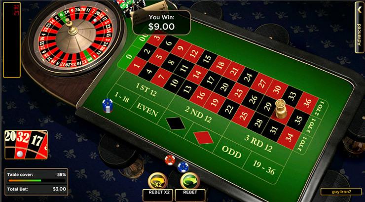 Roulette spel köpa - 61822