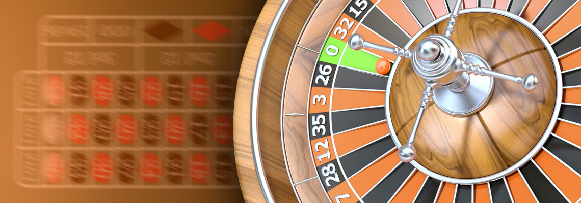 Roulette system svart - 31290