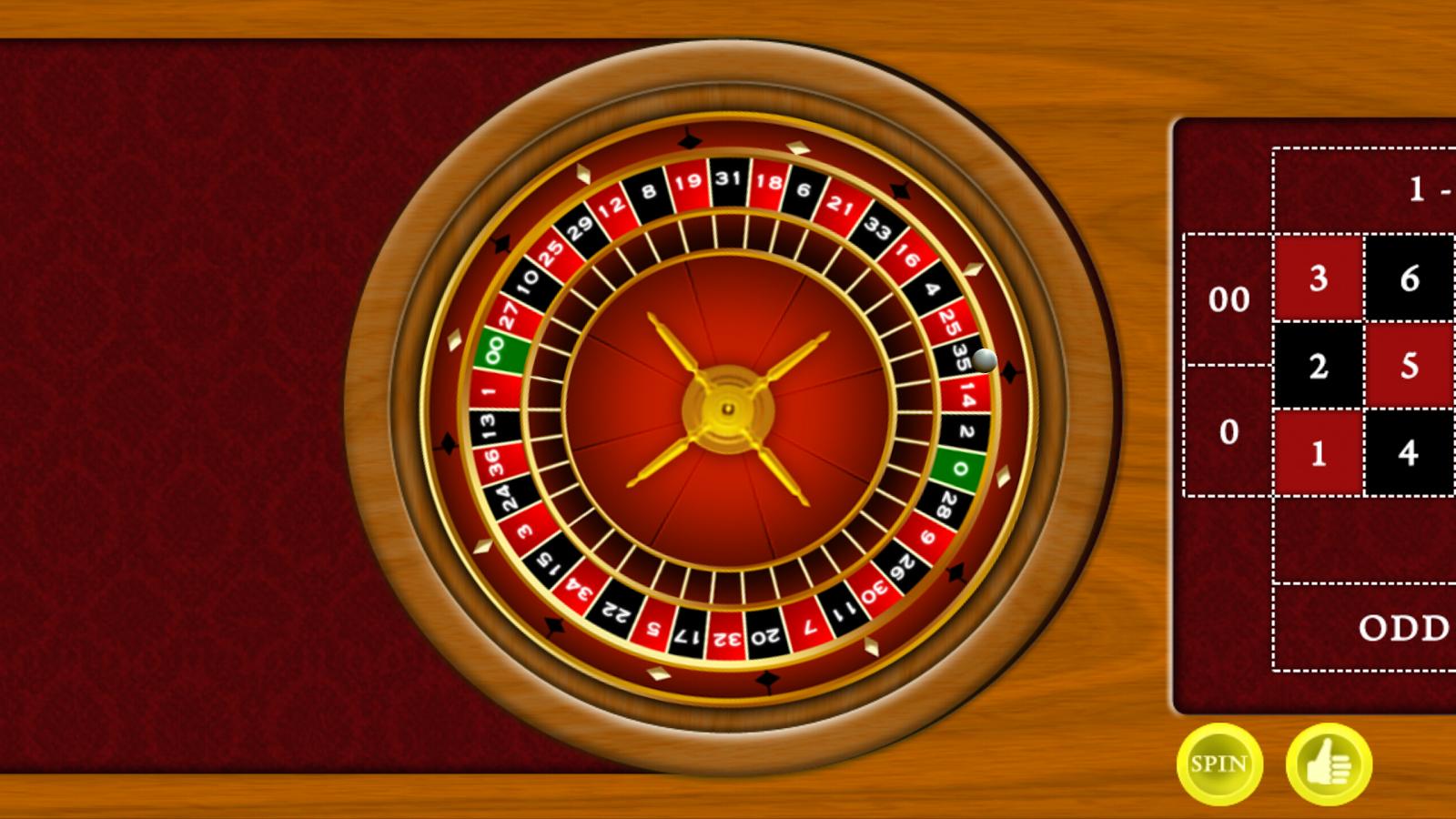Roulette termer landbaserade - 72565