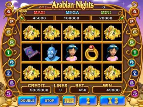 Sällskapsspel arabian - 57794