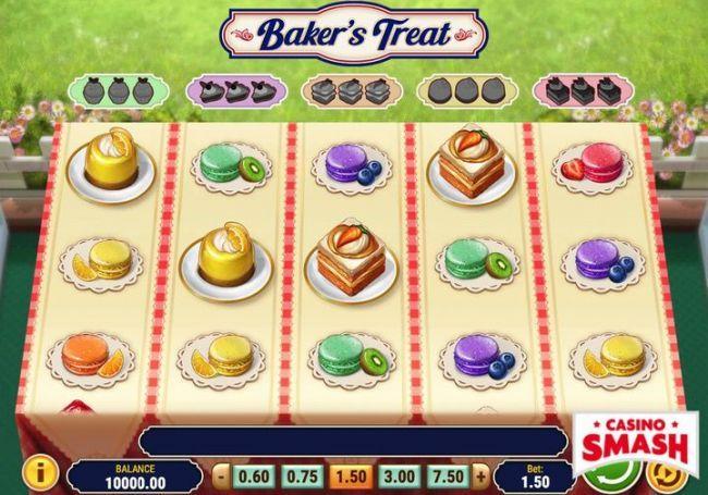 Snabbspel casino Baker - 37668
