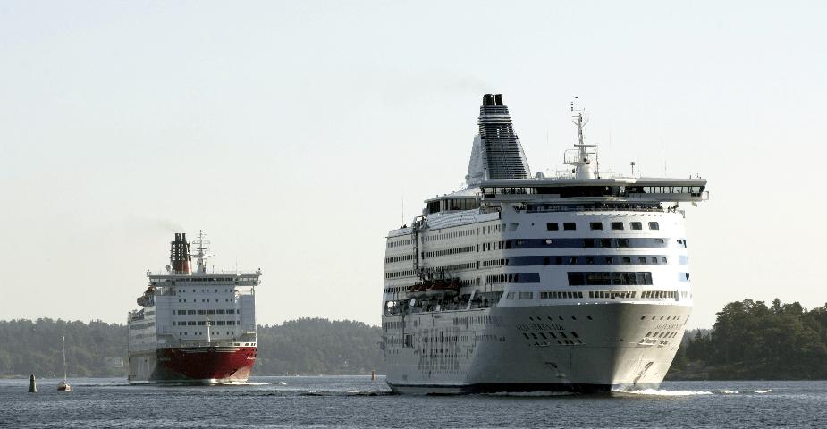 Spel på kryssningsfartyg - 86748