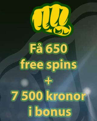 Spelat free spins - 37126