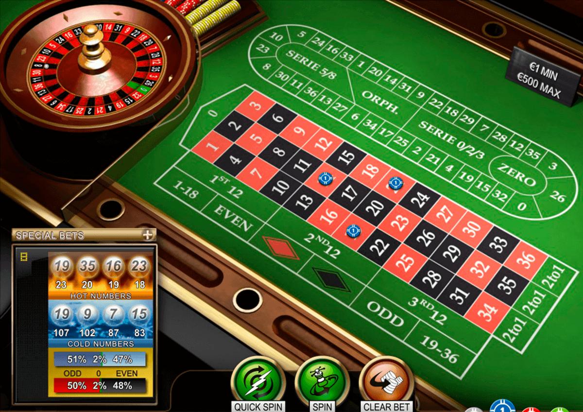 Spelsystem roulette - 46031