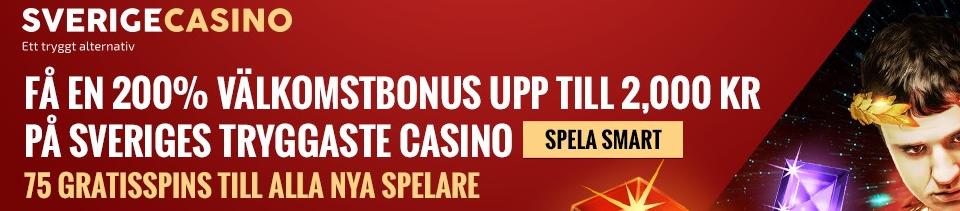 Svenska casino med - 40262