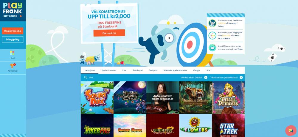 Svenska online casino - 74164