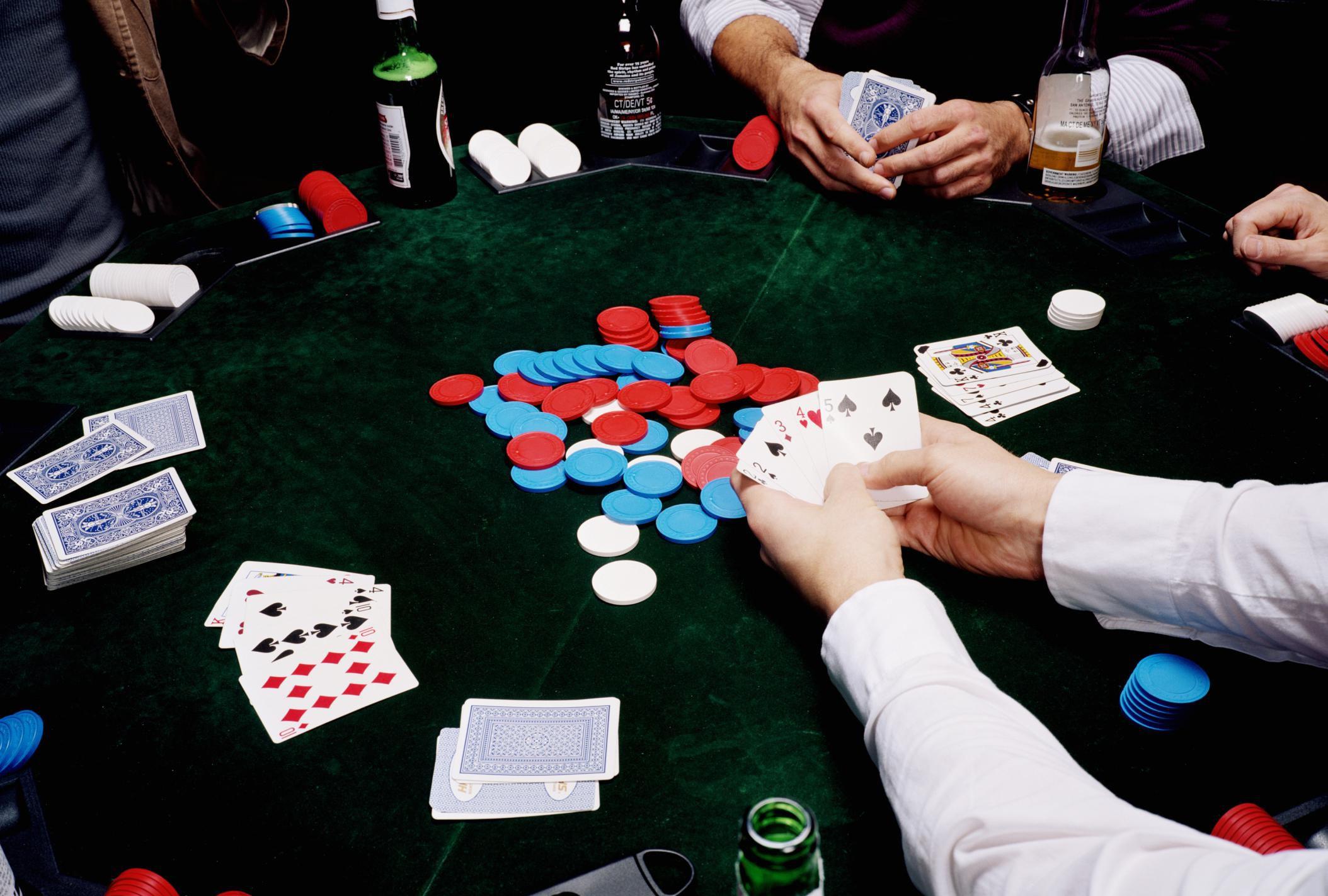 Tärningsspel alla poker - 94827