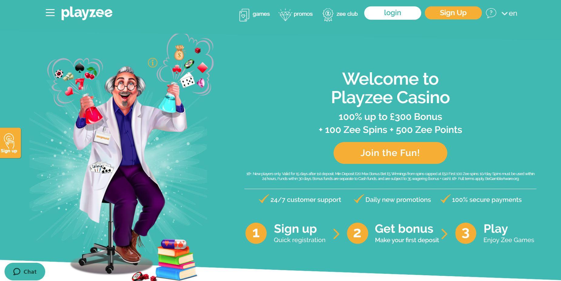 Återbetalning spelbolag Playzee - 8606