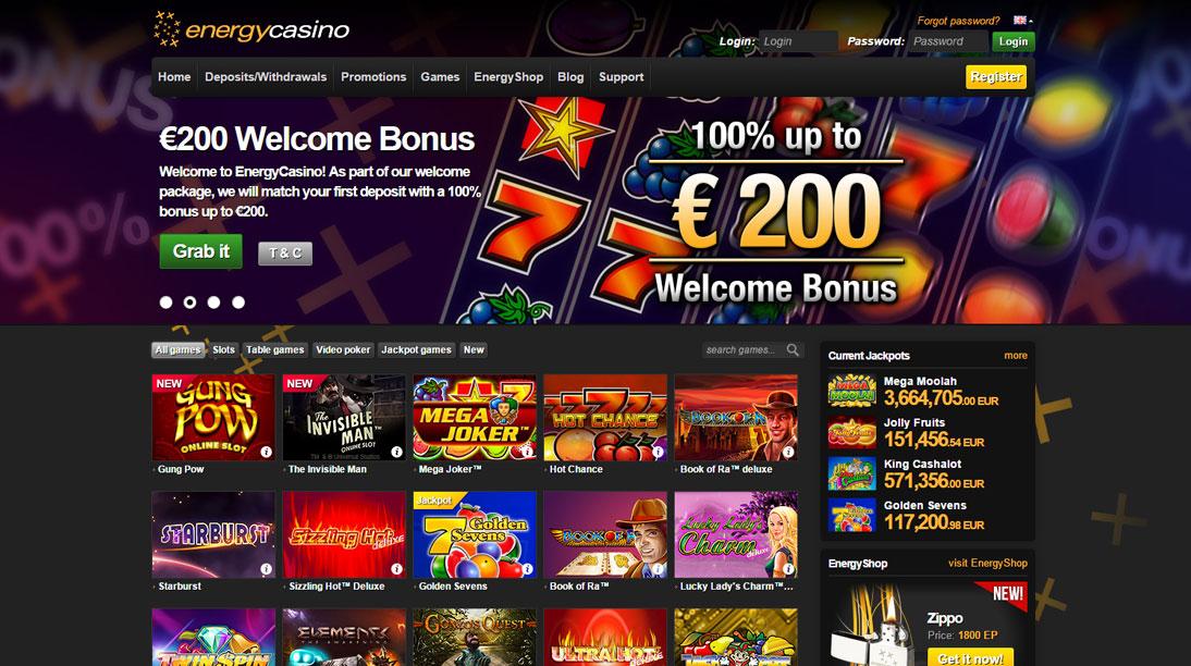 Vann casinotävlingen - 72464