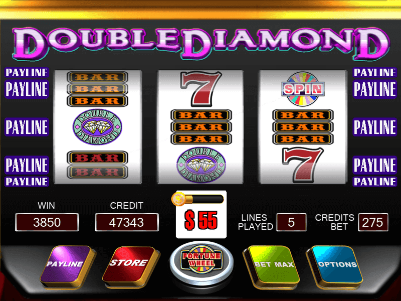 Virtual slot machine - 79388